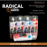 Glue Devil Rubber Dip